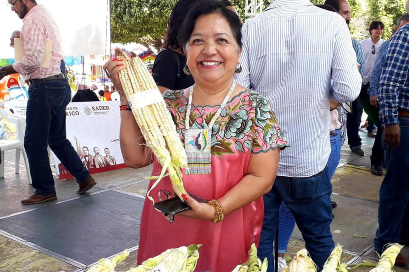 ANMEC empresarias del campo mexicano emprendedoras maiz mexicano