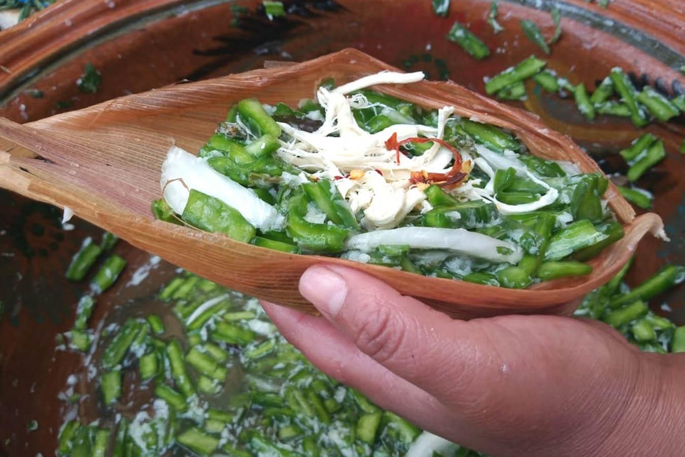 mujeres de la tierra colectiva alimentos de maiz milpa alta cdmx antojitos de maiz