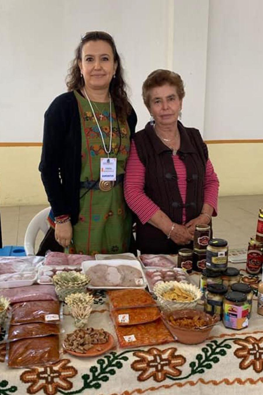 ANMEC mujeres empresarias del campo mexicano emprendedoras mexico