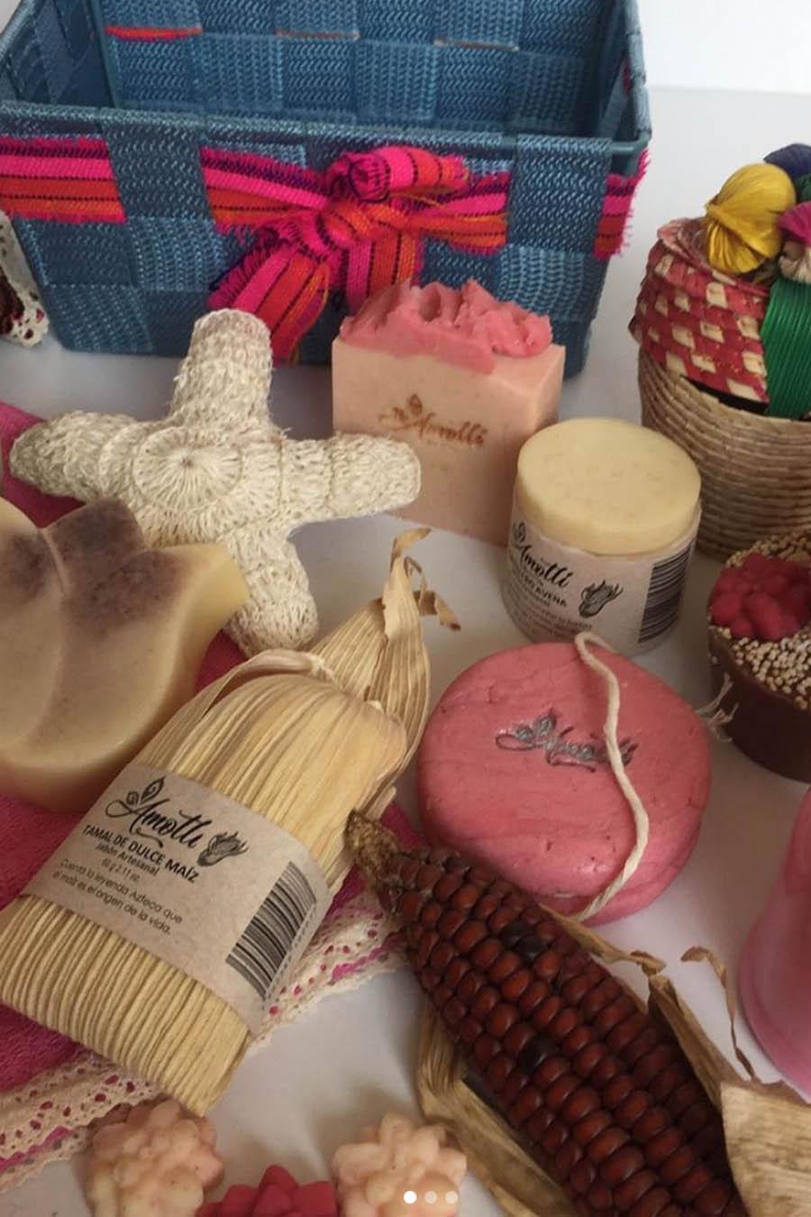 cosmetica natural jabones artesanales jabones de maiz izamaiz