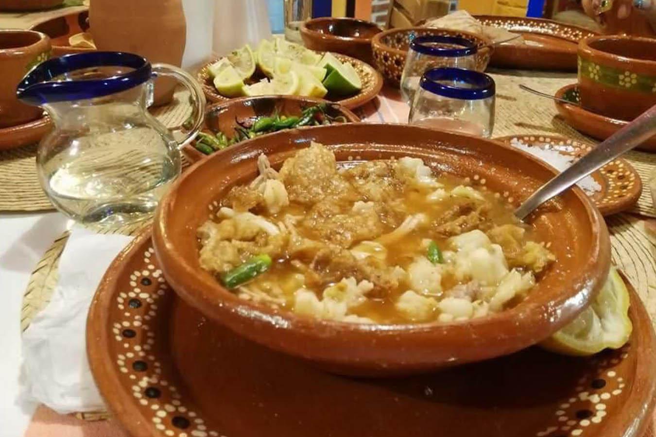 receta de pozole de guerrero casa tixtla Luzmy del Carmen pozole verde