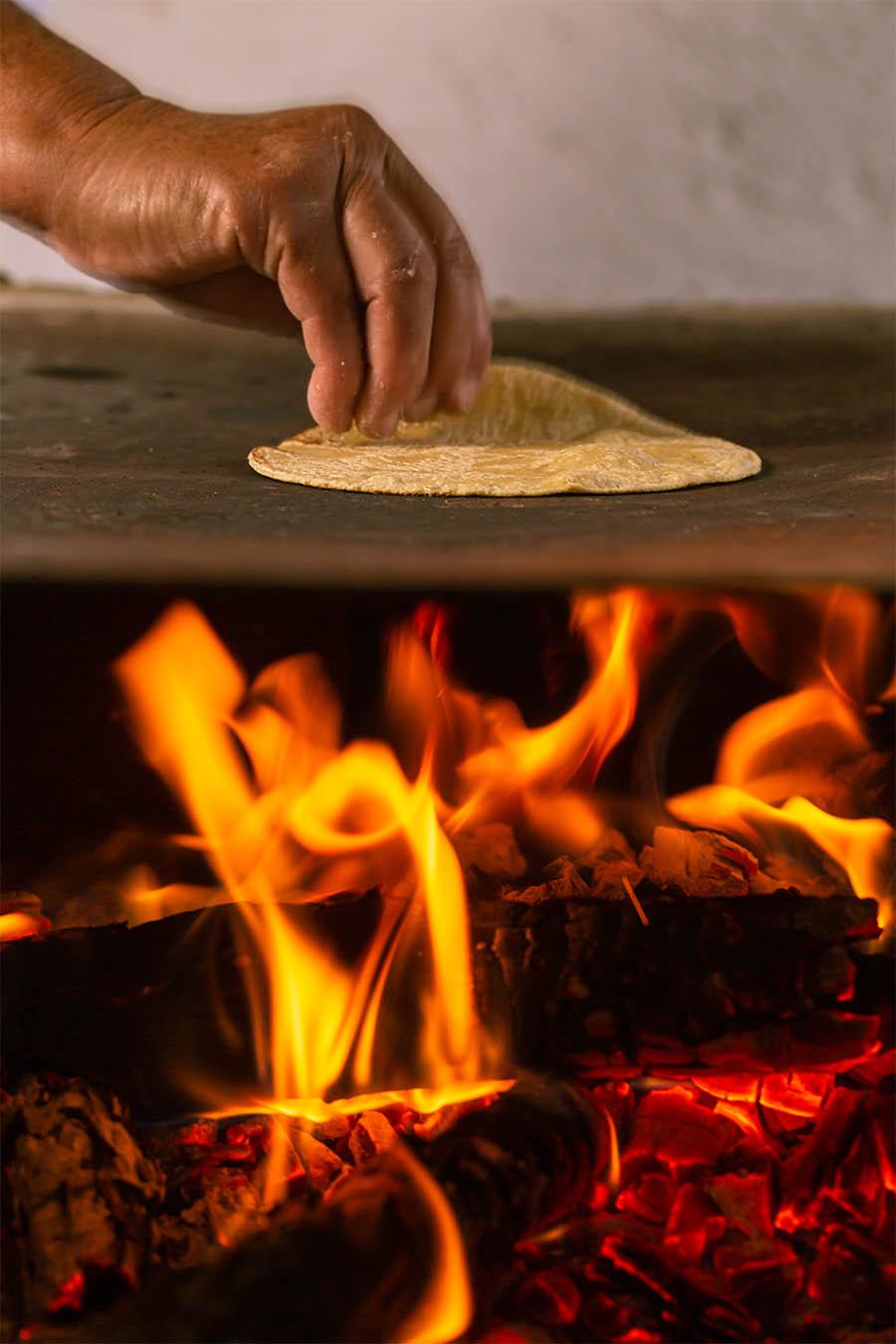 comales de barro tortillas al comal mexicano cocineras tradicionales tortillas artesanales