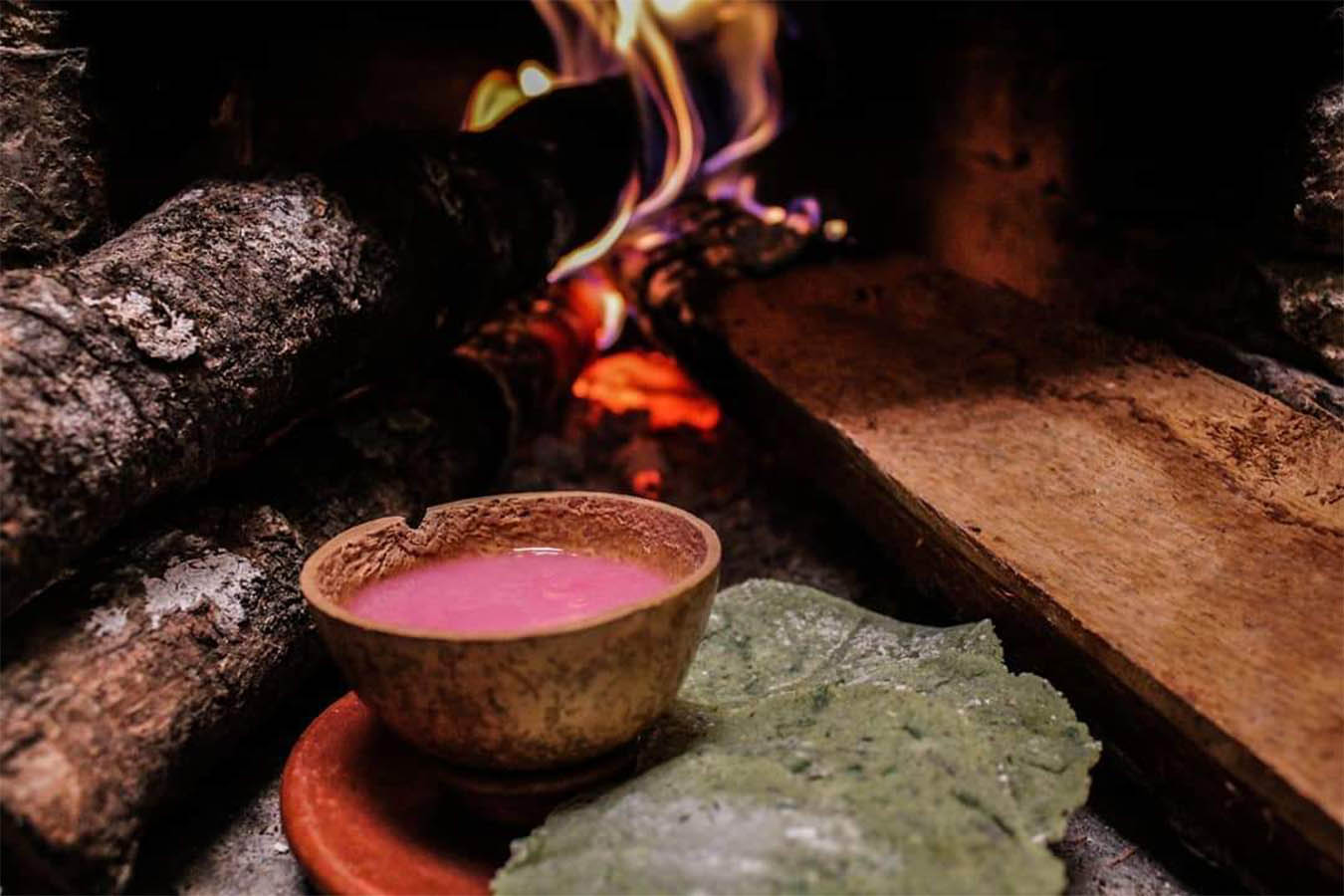 restaurante kokono san cristobal de las casas claudia ruiz maiz criollo atole