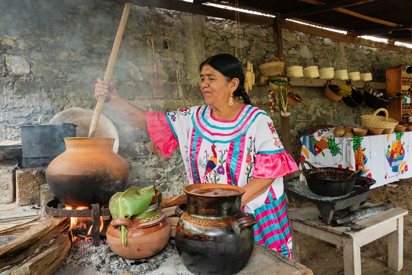 bebidas de oaxaca atole de maiz salvador cueva cocina tradicional bebidas tradicionales